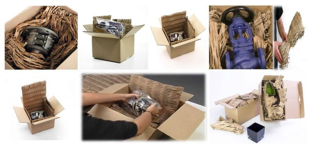 Cardboard Packaging Material